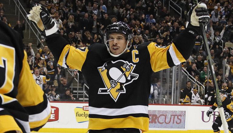 Кросби обошел Ковальчука по числу голов в НХЛ за карьеру и приблизился к Овечкину
