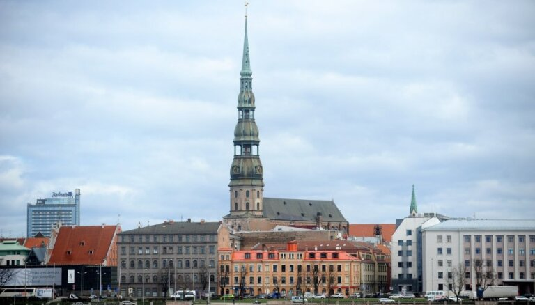Rīgas Sv. Pētera baznīcā - festivāls 'Dominante'