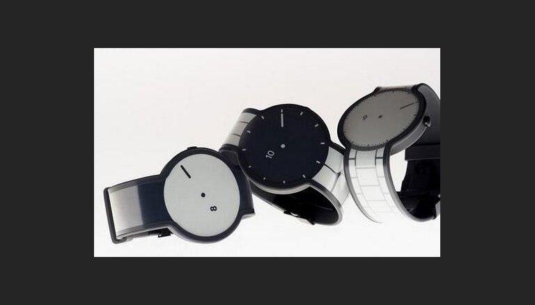 'Sony' prezentē rokas pulksteni, kas ražots no elektroniskā papīra