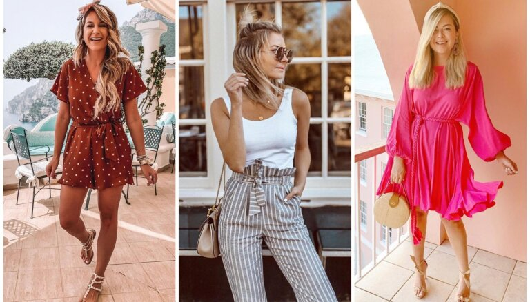 ФОТО. Как одеваться в июне: 30 идей на каждый день месяца