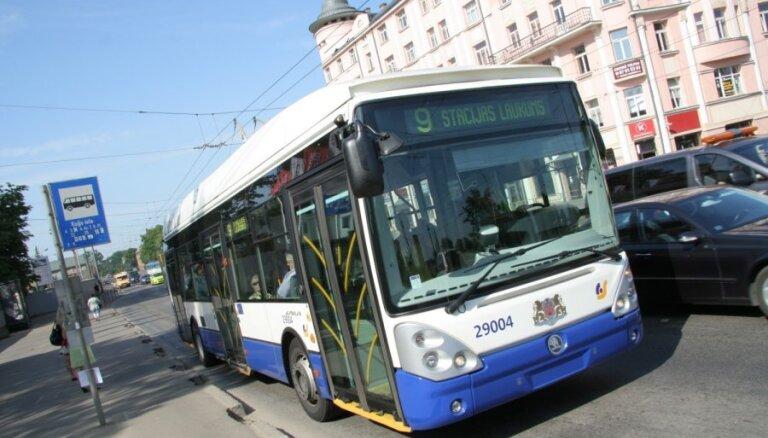 """""""Шкода электрик"""": троллейбусы для Риги будут поставляться на выгодных условиях"""