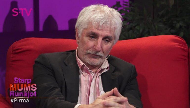 Aivars Borovkovs: vājuma izrādīšana ir lieka greznība