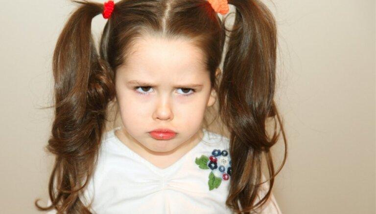 Četri padomi, kā bērniem iemācīt paškontroli