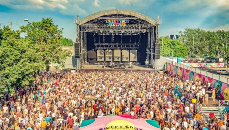 Vairāk nekā 15 000 apmeklējuši jauno pilsētas festivālu 'Sweet Spot', nākamā gada datumi jau izziņoti