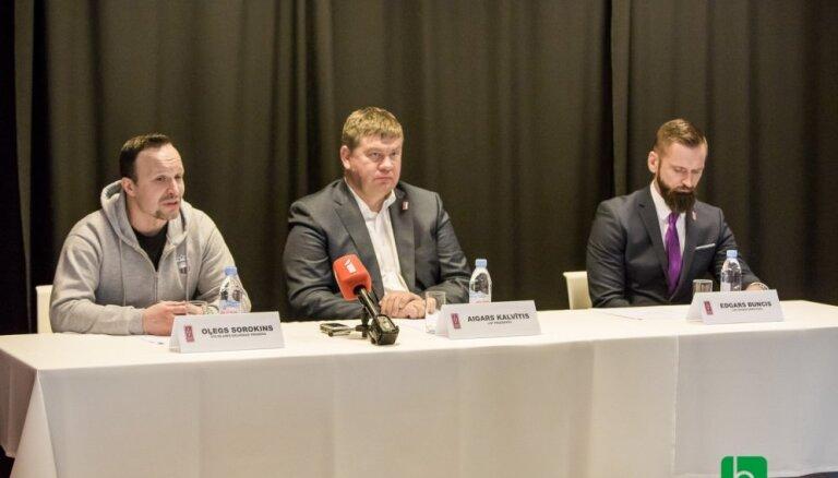 U-18 izlases treneris Sorokins: gribētu, lai puiši tiktu pamanīti un iekļauti NHL draftā