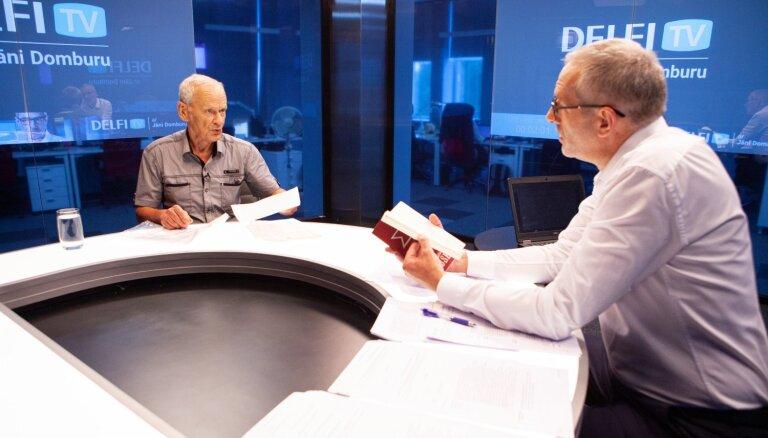 'Maisi vaļā' video: Juris Vidiņš čekas ziņotājiem – atzīties nekad nav par vēlu
