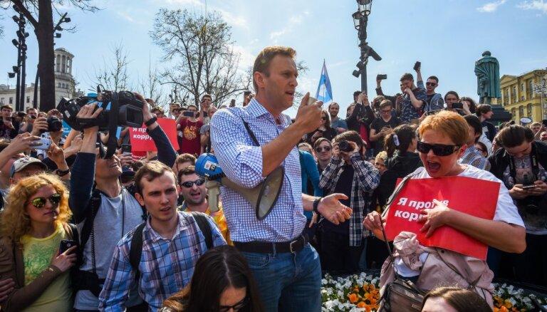 Навальный готовит всероссийскую акцию протеста против повышения пенсионного возраста