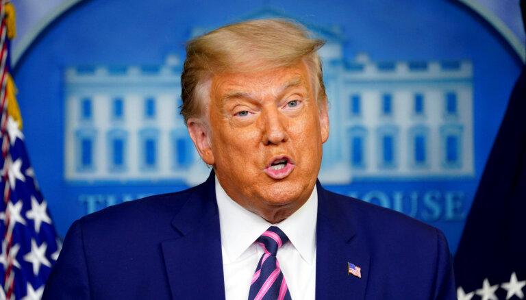 Трамп отказался обещать отдать власть в случае поражения на выборах