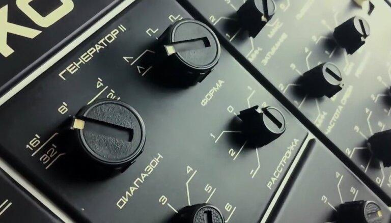 Video: Mūzika jaunajam 'Doom' sarakstīta ar unikālu padomju sintezatoru
