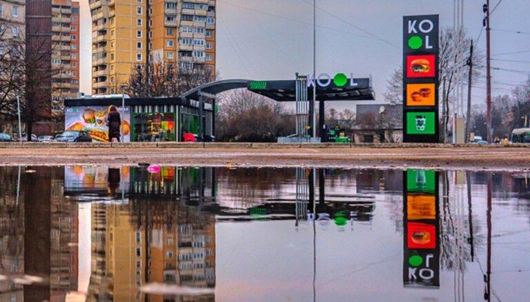 Лидер эстонского топливного рынка покупает сеть автозаправок в Латвии