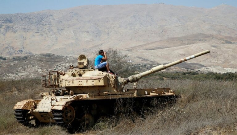 Сирийские повстанцы замораживают переговоры об участии в мирной конференции