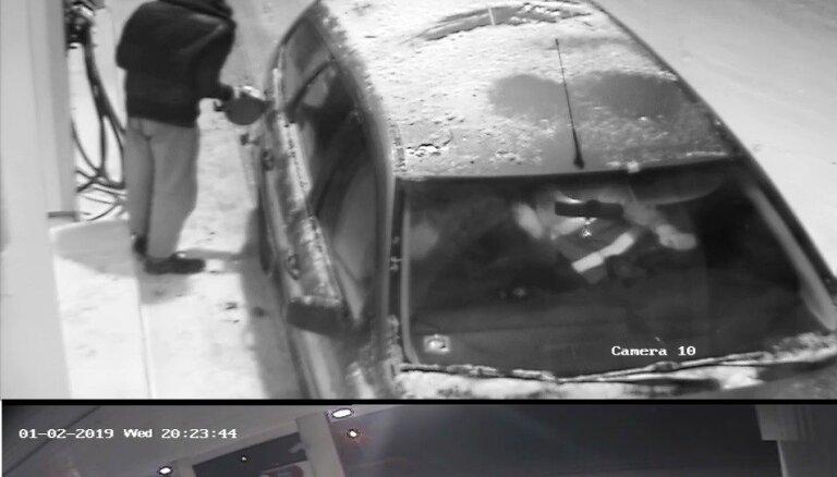 Полиция разыскивает подозреваемого в преступлении на шоссе Рига — Лиепая