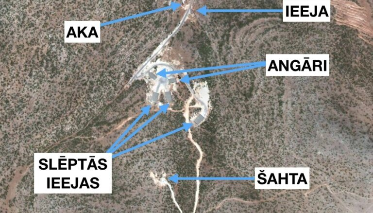 Asada noslēpumi: Sīrija slepenā objektā cenšas radīt kodolieročus, raksta 'Spiegel'