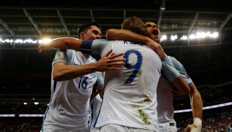Англия и Германия пробились на ЧМ-2018 в Россию