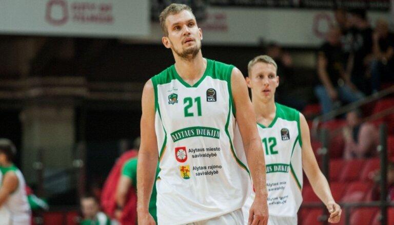 Ausējs un 'Pieno žvaigždes' BBL regulāro sezonu noslēdz ar pārliecinošu uzvaru pār Igaunijas TTU