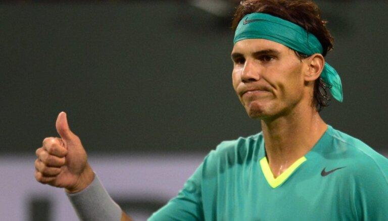 Nadals: lai uzvarētu Gulbi, man jārāda lielisks sniegums