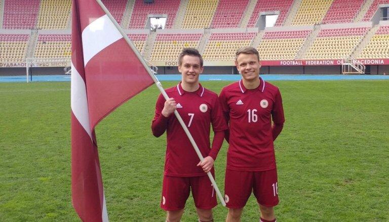 Сборная Латвии по футболу U-19 добилась исторического успеха и едва не вышла на чемпионат Европы