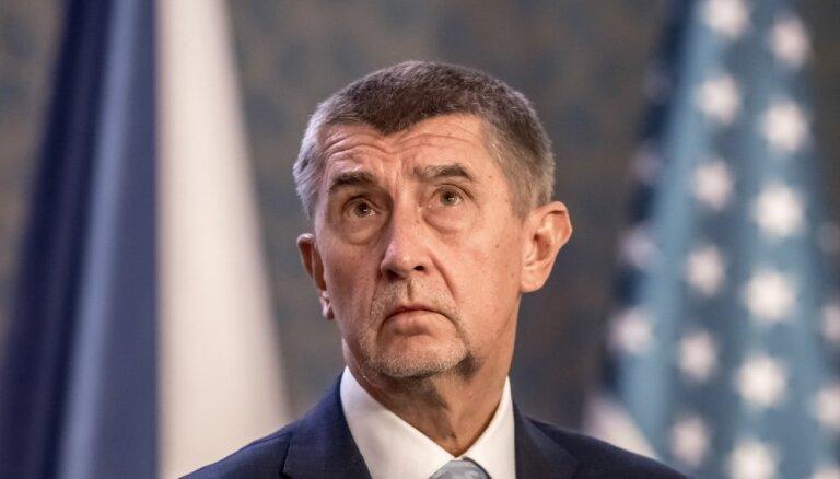 Полиция Чехии возобновляет дело о возможном похищении и вывозе в Крым сына премьера