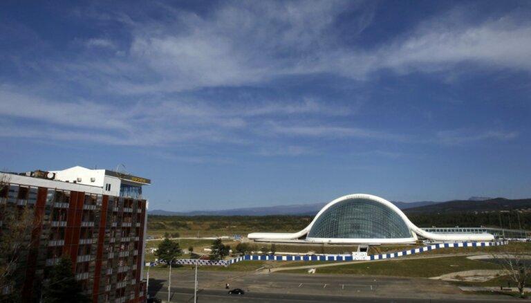 Gruzijas parlaments varētu atstāt Kutaisi 'burbuli'
