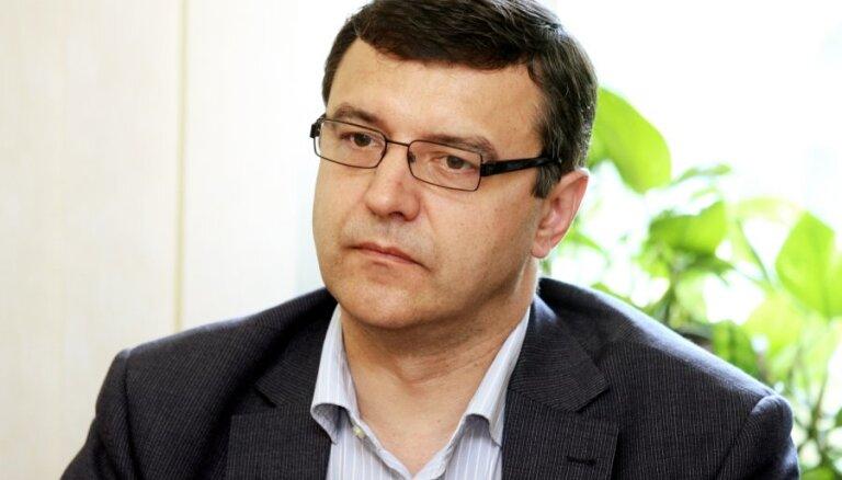 Reirs: Rīgas dome ar plānu apturēt darbību Pašvaldību savienībā mēģina sašķelt Latviju