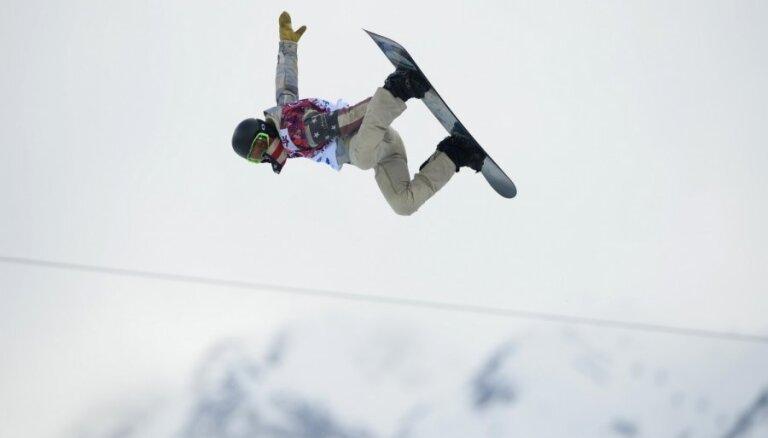 XXII Ziemas olimpisko spēļu rezultāti snovbordā rampā vīriešiem (11.02.2014.)