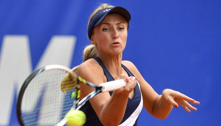 Marcinkēviča 'US Open' kvalifikācijā zaudē pirmajā kārtā