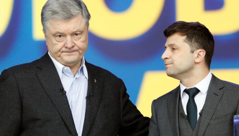 Зеленский внес в Раду законопроект о люстрации команды Порошенко