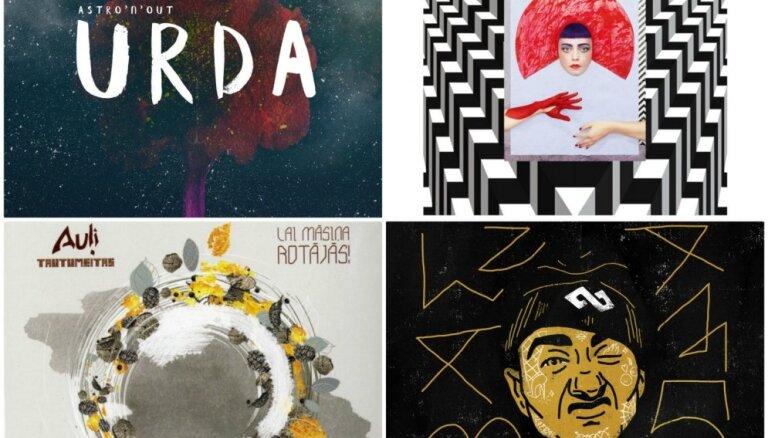 Izvēlies un nobalso par savu labāko šā gada latviešu mūzikas albumu!