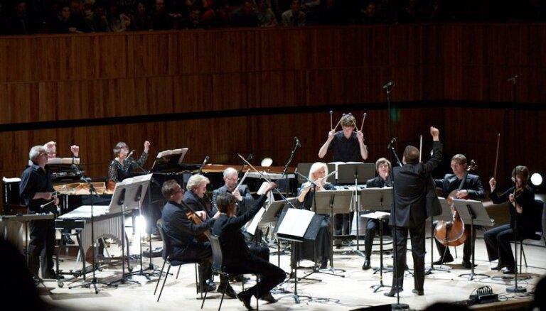 'London Sinfonietta' noslēgs Teterevu fonda mākslas programmu 'TÊTE-À-TÊTE'
