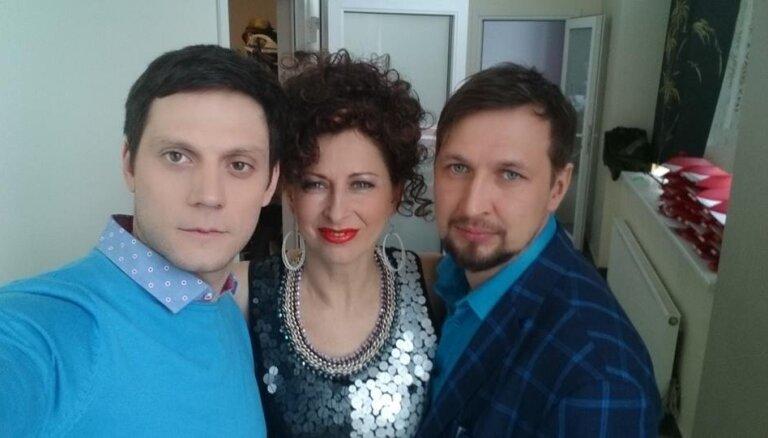 ФОТО: Русского актера взяли на роль мачо в сериал UgunsGrēks