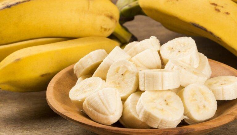 Kālija un enerģijas avots – banāns. Kā tas ietekmē veselību un kā vislabāk pagatavot