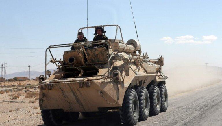 В Сирии пропал майор российской армии. Минобороны снова об этом не сообщило