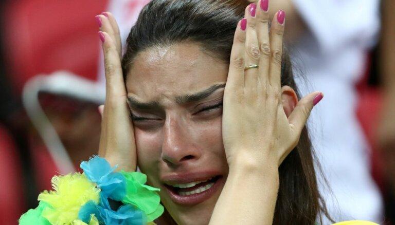 Бразилия рыдает: главный фаворит мундиаля проиграл Бельгии в четвертьфинале
