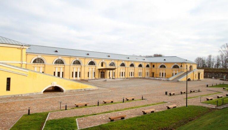 Jaunās sezonas izstādes Daugavpils Marka Rotko mākslas centrā vienos kustība