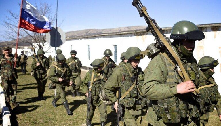 Страны Балтии осудили вторжение России в Украину