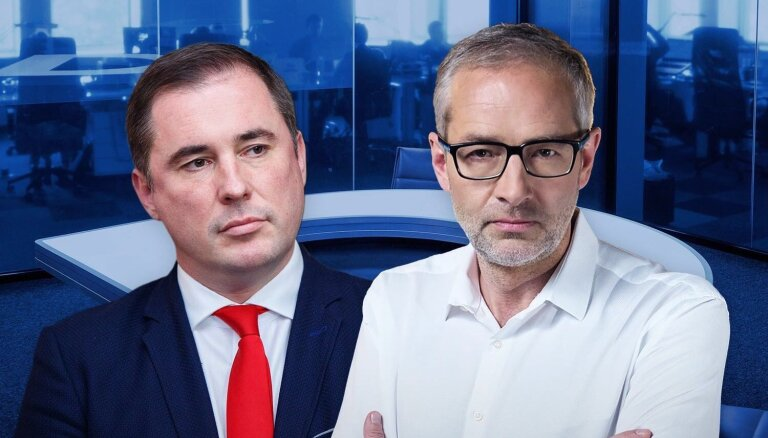 'DELFI TV ar Jāni Domburu' – pulksten 11 atbildēs prezidenta amata kandidāts Šmits