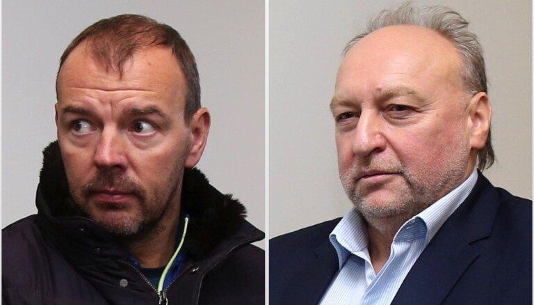 Tiesa apcietina KNAB aizturēto uzņēmēju Martinsonu; apcietina arī Volkinšteinu