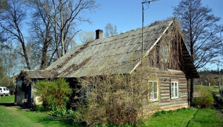 Foto: Neparasts ceļojums pa senām viensētām Rīgas pievārtē