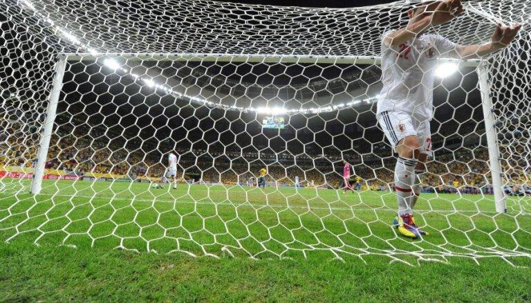 Neticamākie futbola profesionāļu gūtie vārti treniņos