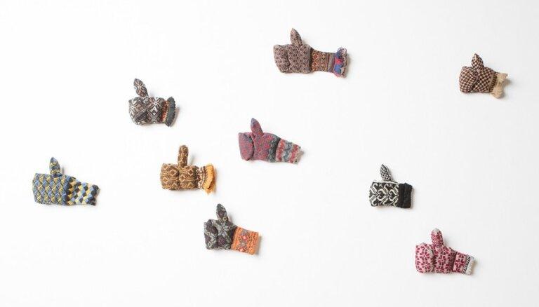 Atklās starpdisciplināru izstādi 'Cilme' par audumu un Latvijas identitāti