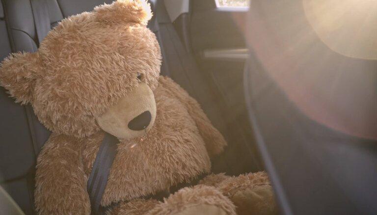 Šogad satiksmes negadījumos cietuši 160 bērni – uzsāk kampaņu par drošu sprādzēšanos