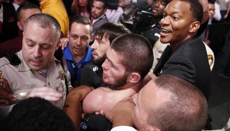 Глава UFC: Хабиб не получит все два миллиона за бой с Конором, но сохранит титул