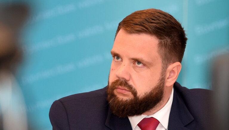 Витенбергс вновь стал министром экономики