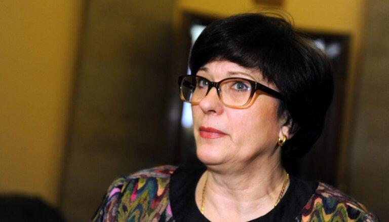 Калниете готова стать следующим президентом Латвии