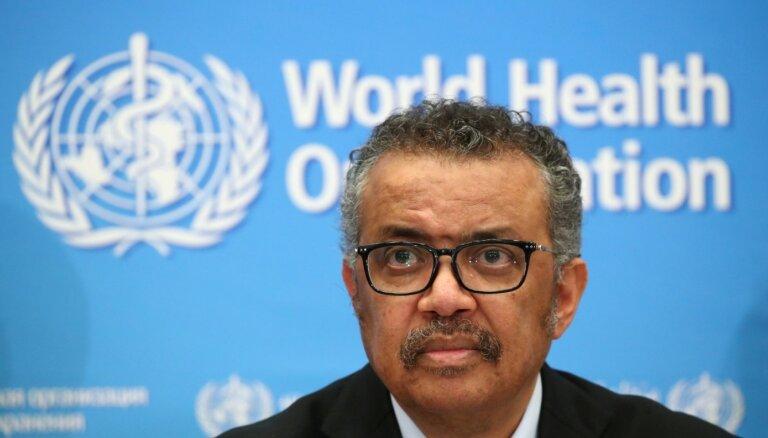 ВОЗ: эпидемия коронавируса охватила более 90 стран
