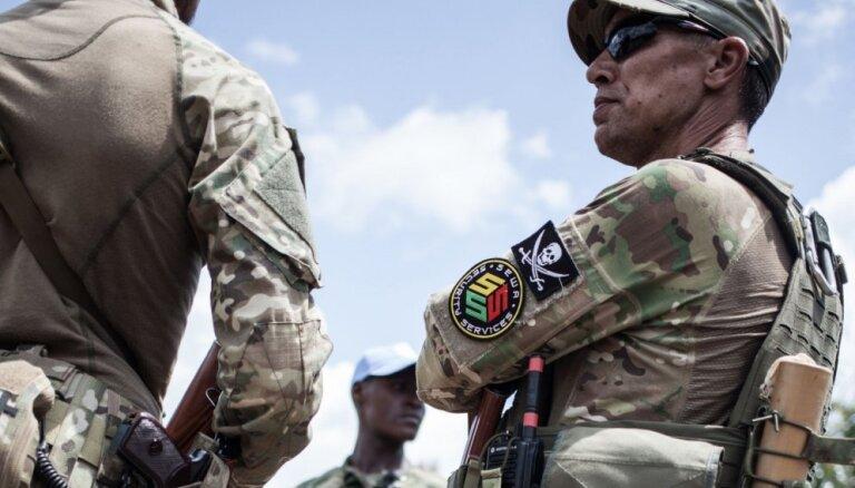 The Times: В Мозамбик прибыли российские наемники и военная техника