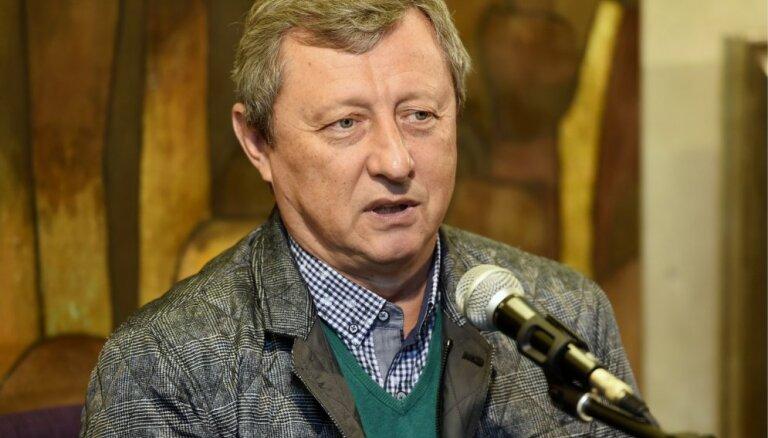 Policija vērtēs EP deputāta kandidāta Žuravļova aģitācijas video