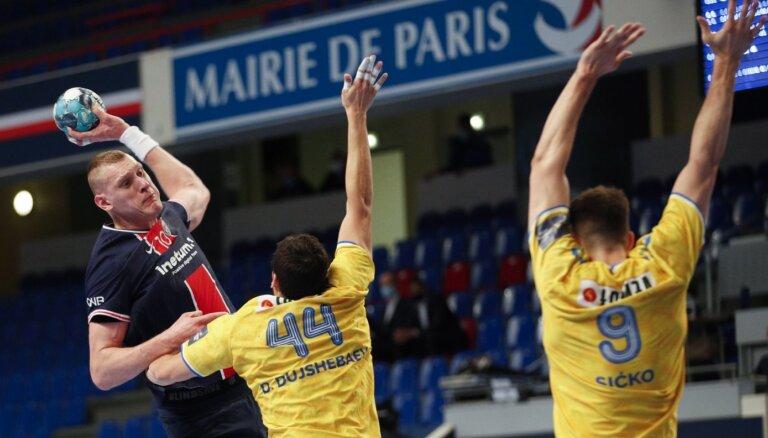 Krištopāns iekļauts Francijas handbola čempionāta otrās kārtas simboliskajā izlasē