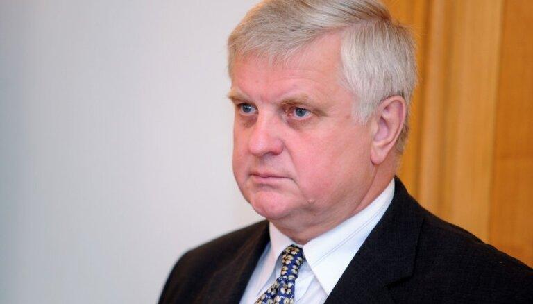 Krīgers: lēnā atbildīgu lēmumu pieņemšanā Latvija ir ES čempione