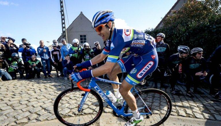 Два бельгийских велогонщика погибли во время соревнований